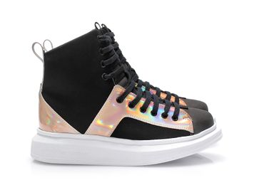 848120ba2a2 Tenis Feminino Hardcorefootwear 4902 Dourado