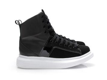 e4b1534e50f Tenis Feminino Hardcorefootwear 4902 Confort Preto
