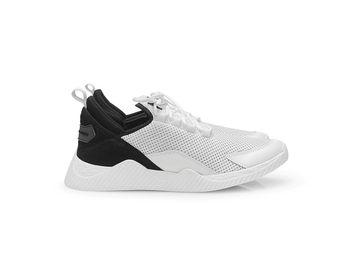 9d6fc384c1f Tenis The X Hardcorefootwear 3X01m Preto Branco