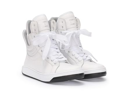 white-leather